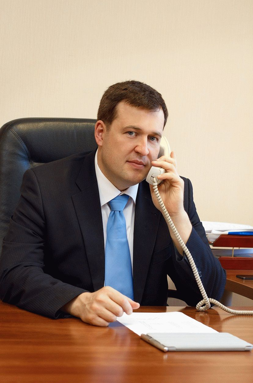 Andrey Scherbina, General director of CTC Metallokonstruktsiya JSC