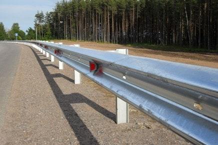 демонтаж барьерного ограждения