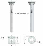 Фундаменты металлические | ктц металлоконструкция
