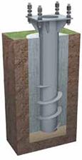 Свая винтовая металлическая | ктц металлоконструкция